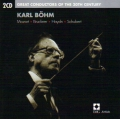 Great Conductors of the 20 Century - Karl Bohm / 2 CD