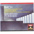 Bach - Inventions - Toccatas - Jean-Bernard Pommier