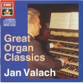 Jan Valach - Great Organ Classics