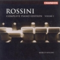 Rossini : Piano Edition (Complete), Vol. 2  -  Marco Sollini