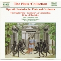 The Flute Collection - Operetic Fantasies For Flute and Orchestra - Mare Grauwels