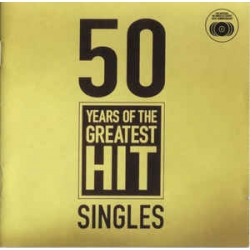 Various – 50 Years Of The Greatest Hit Singles  2CD
