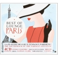 Best of  Lounge Paris / 4 CD