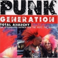 Punk Generation - Total Anarchy  -  various