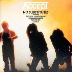 Accept - No substitutes
