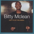 Bitty Mclean - Just To Let You Know
