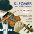 Klezmer and Yiddish Music - Mazel Tov  / 4 CD