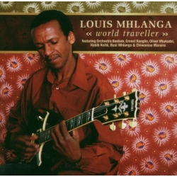 Louis Mhlanga - World Traveller
