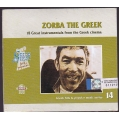 Zorba The Greek - 18 Great Instrumentals From Greek Cinema